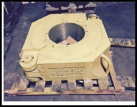 200 TON 13-3/8 HINGED CASING SPIDER