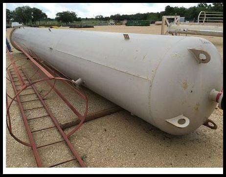 48 in x 30 ft Vapor Recovery Tower ASME Code