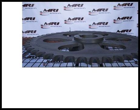 641137-A National 1625 Drawworks Sprocket