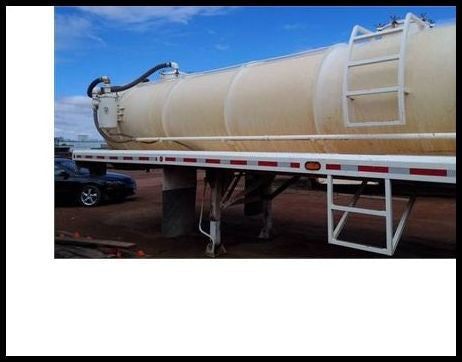 2012 Rocky Mountain 130 BBL 40' Vacuum Trailer