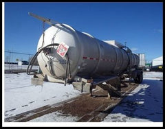 1997 Trailmaster 8400 Gallon Crude Oil Tanker