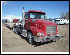 2007 9200i International T/A Winch Truck