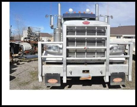 2009 Peterbilt 389 Winch Truck-Tri Axle