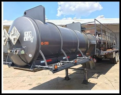 2012 GALYEAN 5000 GALLON ACID TRANSPORT