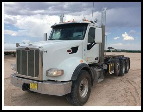 (11) 2015 Peterbilt Roll-Off Trucks