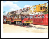 2011 Service King 1000HP Carrier Mounted Drilling Rig