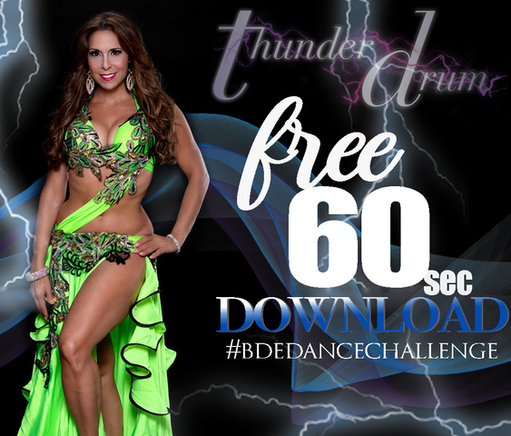 BDE Dance Challenge Download - Thunder Drum