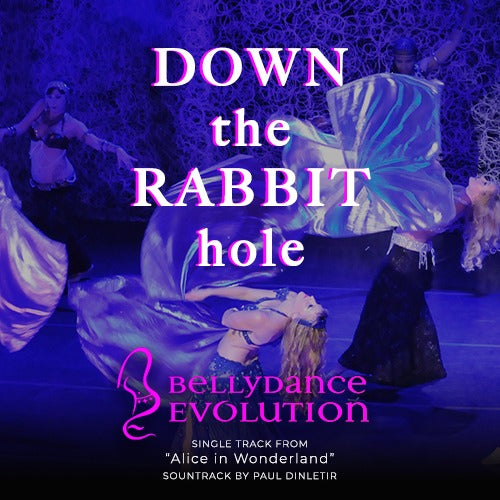 Down The Rabbit Hole Single
