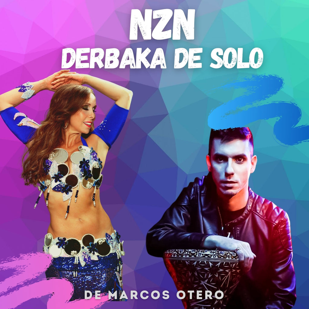 NZN Derbaka De Solo Single