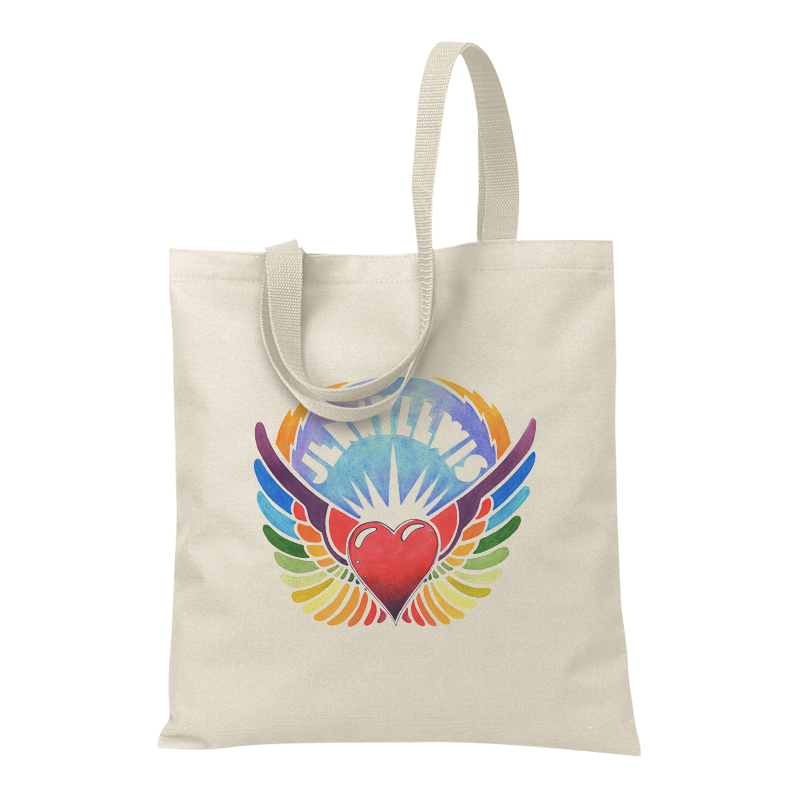 Heart Tote Bag - Jenny Lewis Store