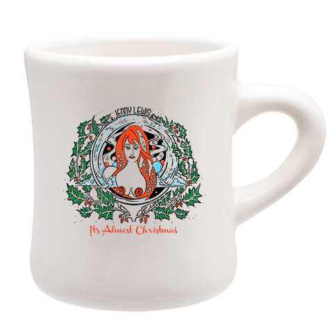 It's Almost Christmas Mug - Jenny Lewis Store