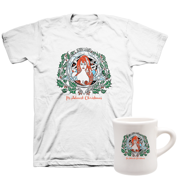 It's Almost Christmas Mug & Tee Bundle - Jenny Lewis Store - 1