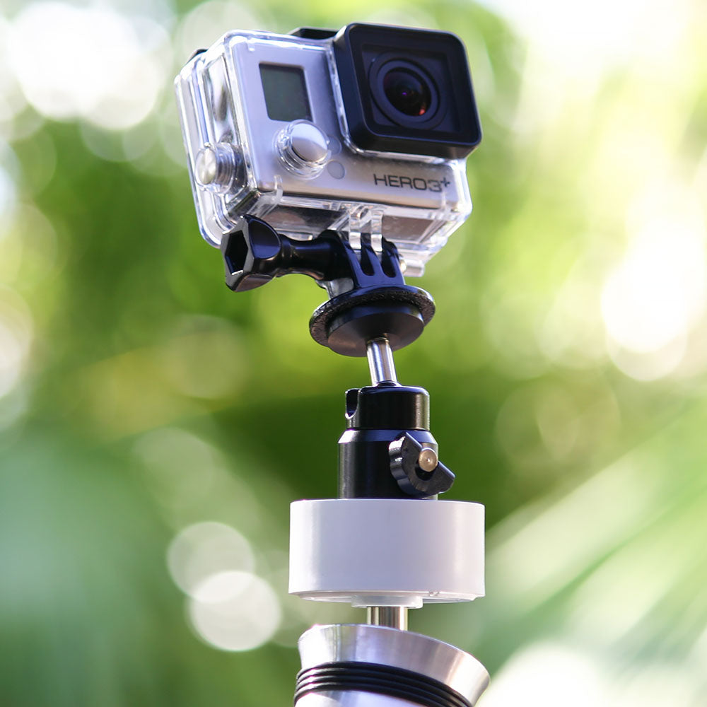 gopro mount adapter for camera stabilizers