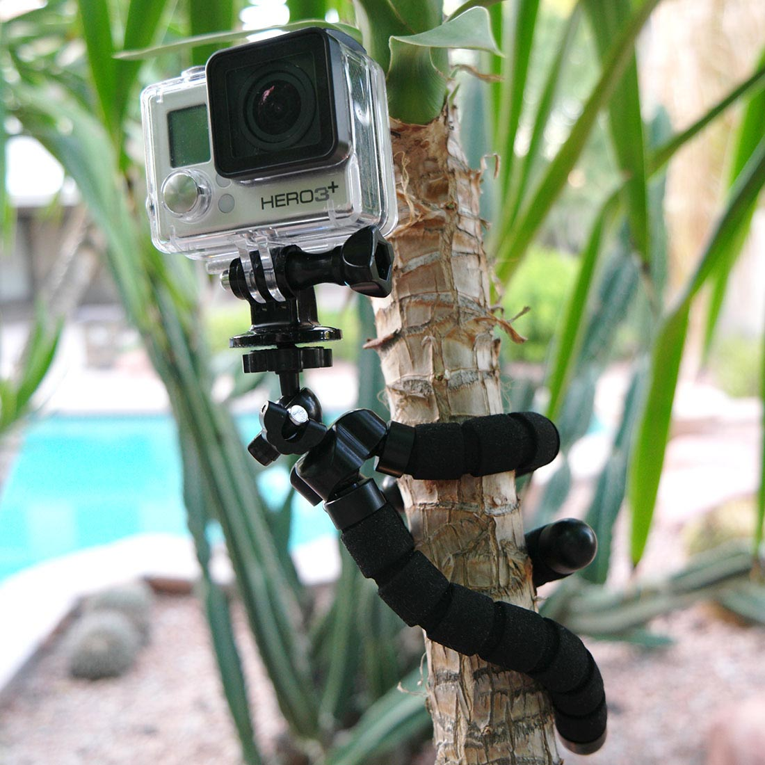 bendable tripod mini flex