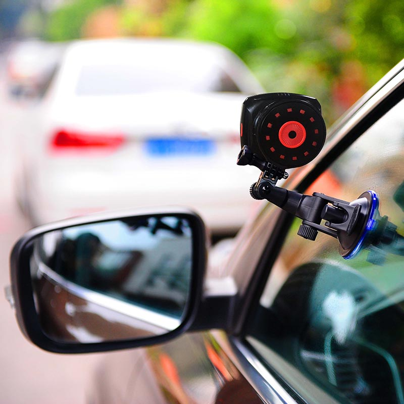 mobile phone gopro suction cup mount