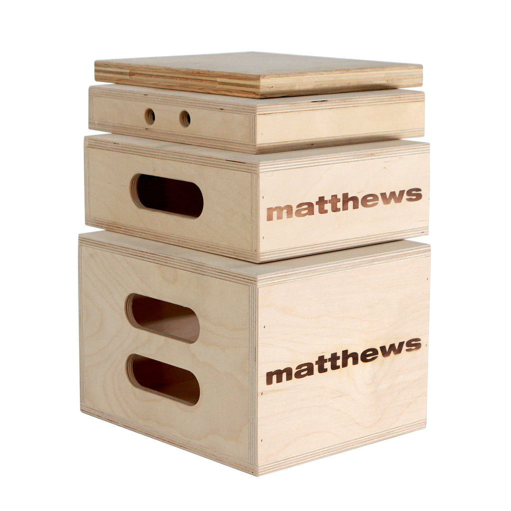 Charmant Apple Boxes