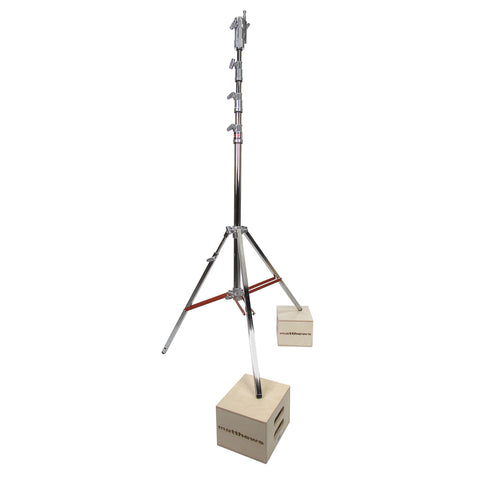 Hollywood Sky High Combo - Triple Riser, Steel