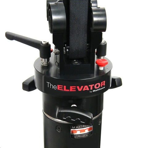 Elevator - Counterbalanced Elevation Tower