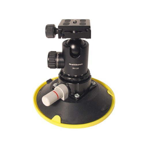 Ball Head Assembly w/Suction Cup