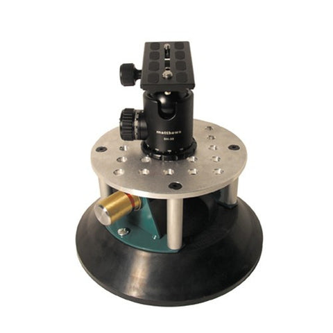 Ball Head Assembly w/Vacuum Cup