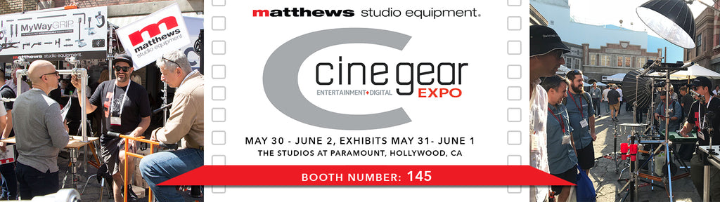 Cine Gear Expo 2019 Registration!