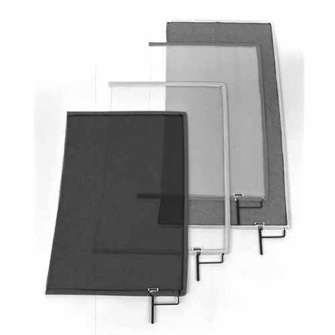 "12"" x 18"" Open End Scrims"
