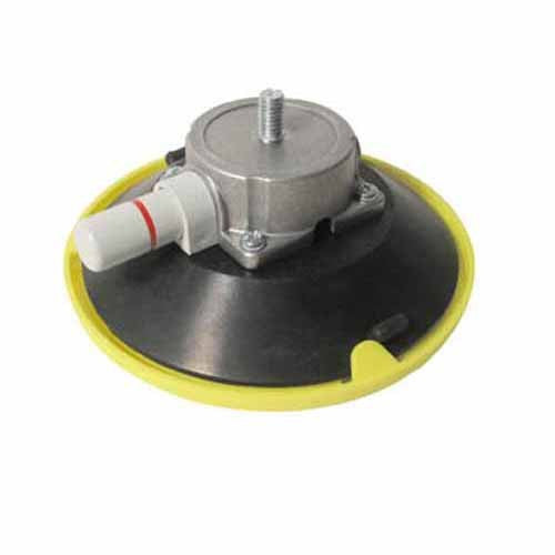 "Pump Cup - 6"" Suction Cup w/ 3/8-16"" Studs"
