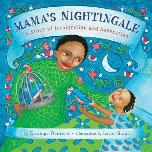 Book - Mama's Nightingale