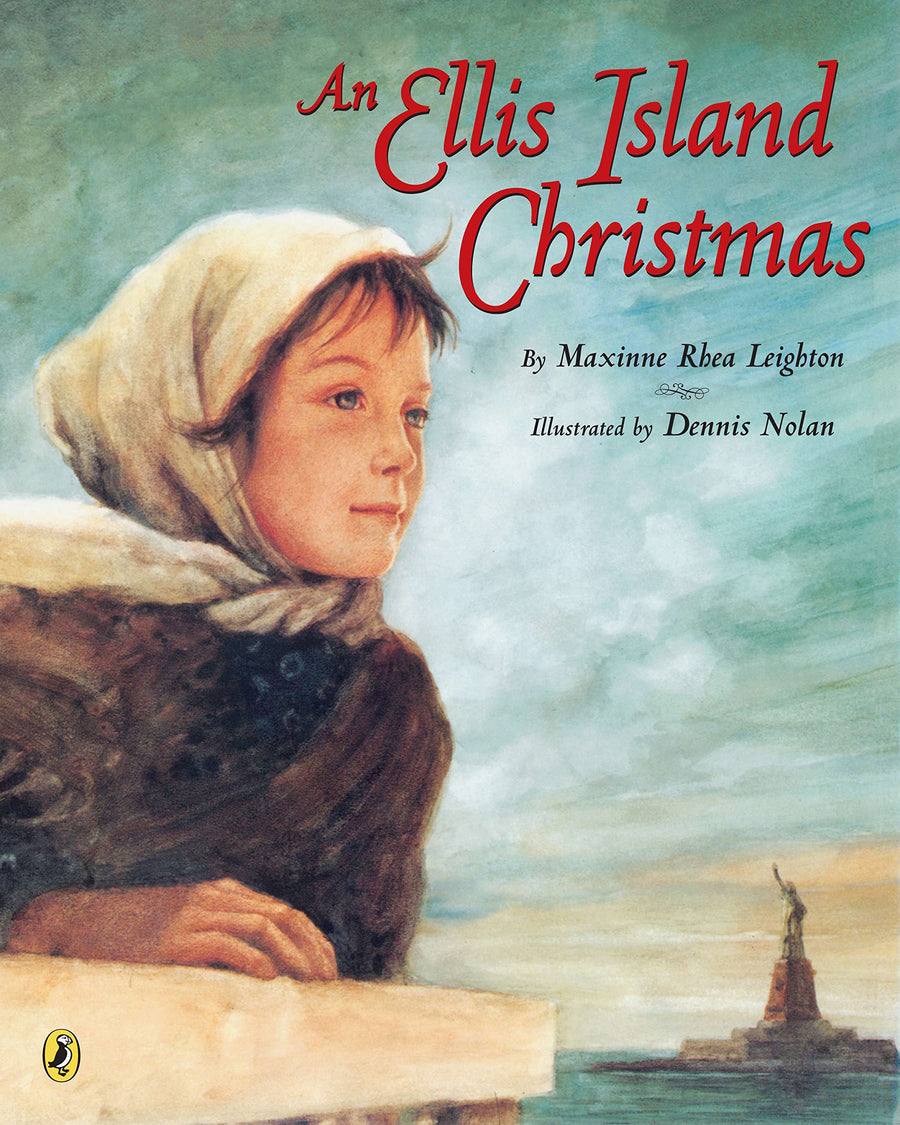 Virtual Event - Maxinne Rhea Leighton, Ellis Island Christmas - December 17, 2020 - 7 pm EDT