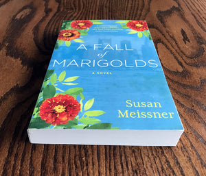 Book - A Fall of Marigolds