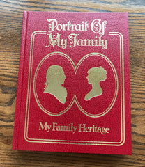 Book - Portrait of My Family