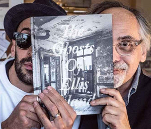 Book and FREE Poster - The Ghosts of Ellis Island