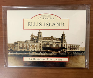Postcards of America – Ellis Island by Barry Moreno