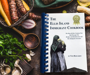 Book - The Ellis Island Immigrant Cookbook