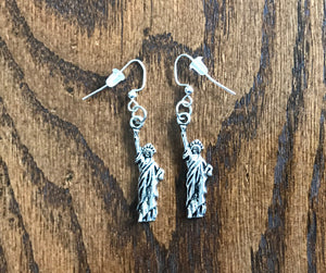 Statue of Liberty Earrings