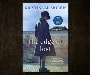 Virtual Event - Kristina McMorris, The Edge of Lost - April 22, 2021 - 7:00 pm ET