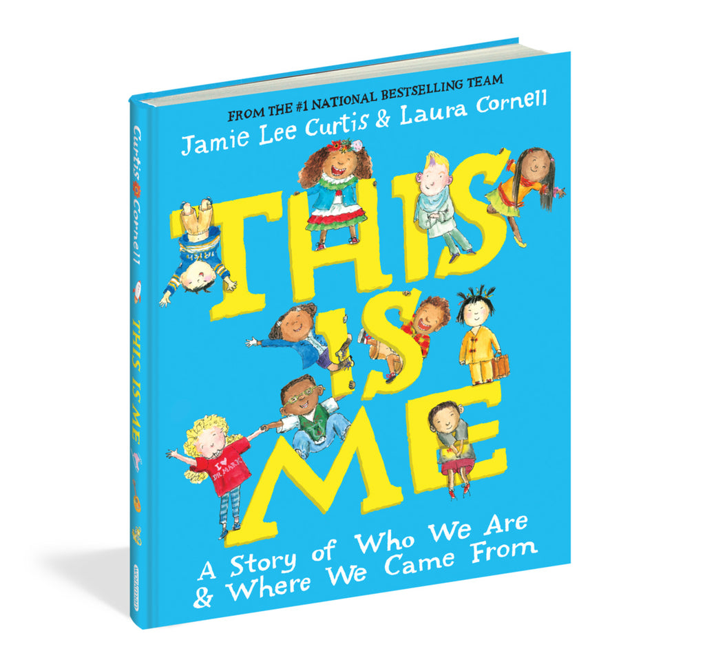 Children's Book - THIS IS ME: A Story of Who We Are and Where We Came From