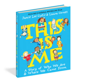 Book - THIS IS ME: A Story of Who We Are and Where We Came From