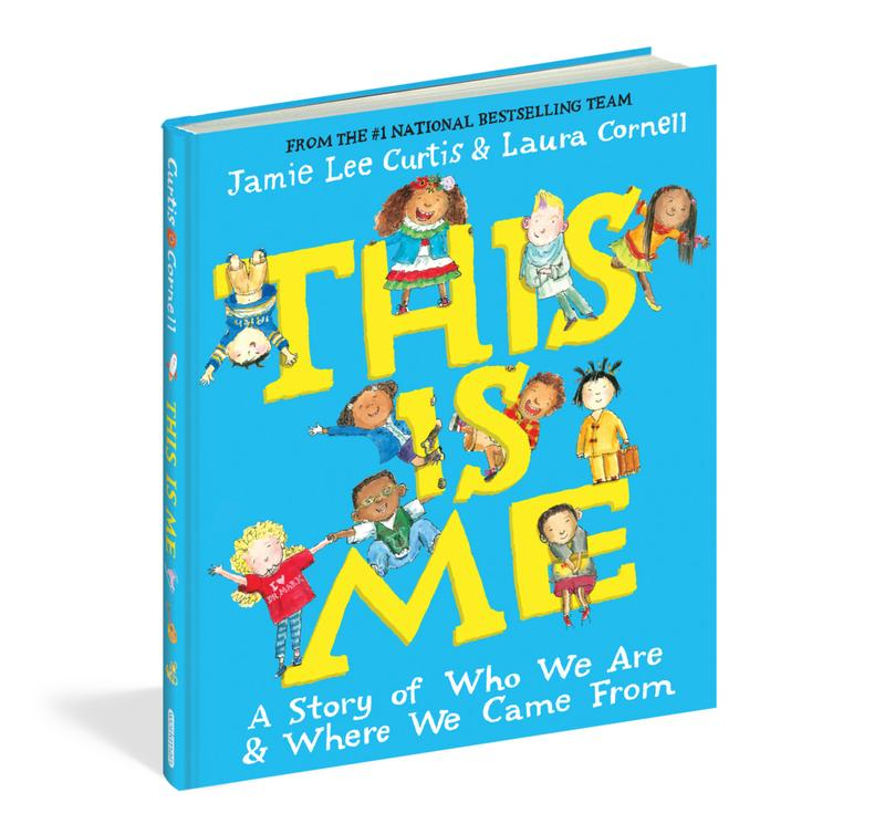 Virtual Event - Jamie Lee Curtis, THIS IS ME: A Story of Who We Are And Where We Came From - July 23, 2020 - 2 pm EDT