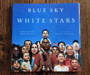 Book - Blue Sky White Stars