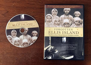 CD - Forgotten Ellis Island