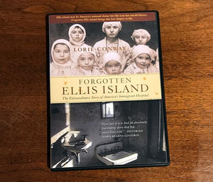 Book and CD - Forgotten Ellis Island
