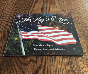 Book - The Flag We Love