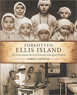Book Club Virtual Visit / Book - Forgotten Ellis Island