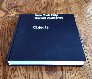 Book - New York City Transit Authority: Objects
