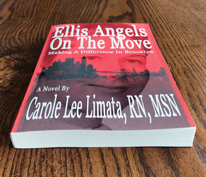 Book - Ellis Angels On The Move