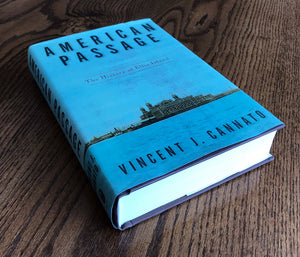 Book - American Passage: The History of Ellis Island