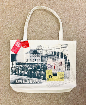Tote Bag ~ Graphics Designed by Dee Ocleppo Hilfiger