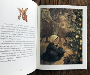 Book - An Ellis Island Christmas