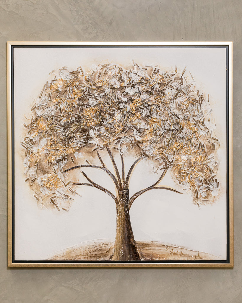 "34"" x 34"" Tree of Life A Wall Décor"